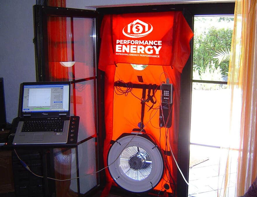 Blower Door Testing | Home Energy Audit