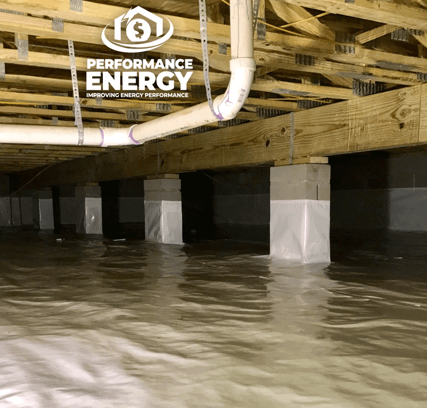 Crawl Space Encapsulation Services