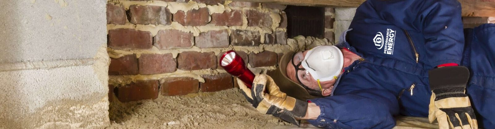 Crawl Space Insulation & Encapsulation Services