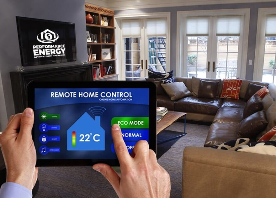 Future Innovation | Online Home Automation to Improve Energy Efficiency