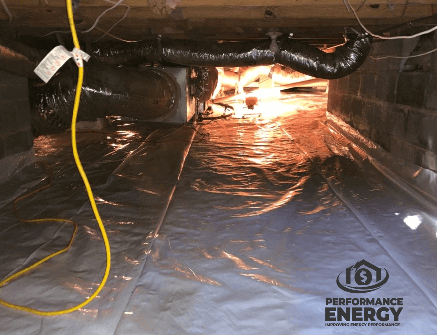 Crawl Space Insulation Services | Performance Energy